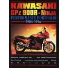 Kawasaki GPz 900R Ninja Performance Portfolio 1984-1996