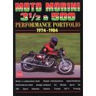 Moto Morini 31/2 & 500 Performance Portfolio 1974-1984