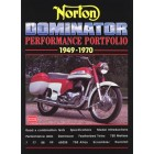 Norton Dominator Performance Portfolio 1949-1970
