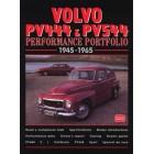 Volvo PV444 & PV544 Performance Portfolio 1945-1965