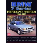 BMW 7 Series Performance Portfolio 1986-1993