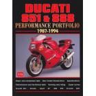 Ducati 851 & 888 Performance Portfolio 1987-1994