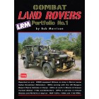 Combat Land Rovers Portfolio No. 1