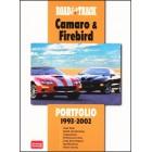 Road & Track Camaro & Firebird Portfolio 1993-2002