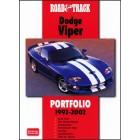 Road & Track Dodge Viper Portfolio 1992-2002