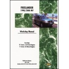 Land Rover Freelander Workshop Manual 1998-2000 MY
