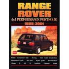 Range Rover 4X4 Performance Portfolio 1995-2001