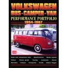 Volkswagen Bus Camper Van Performance Portfolio 1954-1967