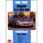 Road & Track Jaguar XJS XK8 XKR Portfolio 1975-2003