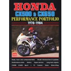 Honda CX500 & CX650 Performance Portfolio 1978-1984
