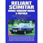 Reliant Scimitar Owners Workshop Manual & Portfolio 1968-1979