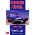 Dodge Muscle Portfolio 1964-1971