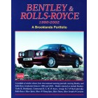 Bentley & Rolls-Royce 1990-2002 - Hard Cover Collectors Edition