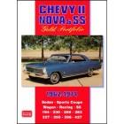 Chevy II Nova & SS Gold Portfolio 1962-1974