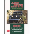 Land Rover Series I II IIA Gold Portfolio 1948-1971
