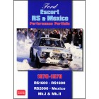 Ford Escort RS & Mexico Performance Portfolio 1970-1979