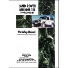 Land Rover Defender Td5 Workshop Manual 1999-2006