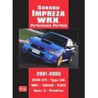Subaru Impreza WRX Performance Portfolio 2001-2005