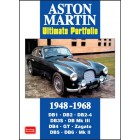 Aston Martin Ultimate Portfolio 1948-1968