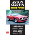Aston Martin Ultimate Portfolio 1981-1993