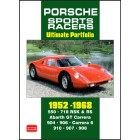 Porsche Sports Racers Ultimate Portfolio 1952-1968