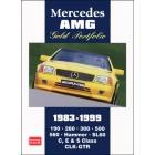 Mercedes AMG Gold Portfolio 1983-1999