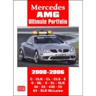 Mercedes AMG Ultimate Portfolio 2000-2006