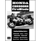 Honda CBR900RR FireBlade Limited Edition Extra