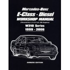 Mercedes-Benz E-Class Diesel Workshop Manual 1999-2006