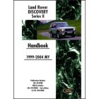 Land Rover Discovery Series II Handbook 1999-2004 MY