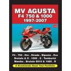MV Agusta F4 750 & 1000 1997-2007 Road Test Portfolio