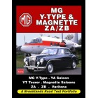 MG Y-Type & Magnette ZA/ZB Road Test Portfolio