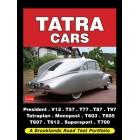 Tatra Cars Road Test Portfolio