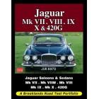 Jaguar Mk 7, 8, 9, 10 & 420G Road Test Portfolio