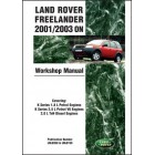 Land Rover Freelander Workshop Manual 2001-2003 ON
