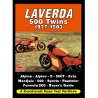 Laverda 500 Twins 1977-1983 Road Test Portfolio