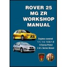 Rover 25 & MG ZR Workshop Manual