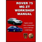 Rover 75 & MG ZT Workshop Manual