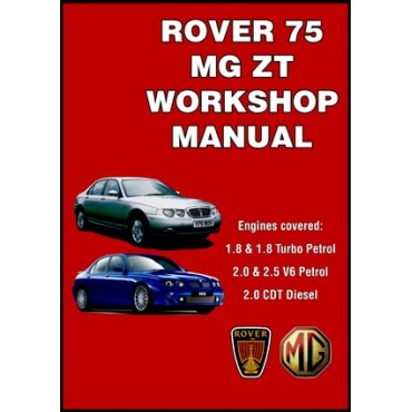 mg rover manual