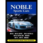 Noble Sports Cars Road Test Portfolio