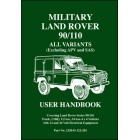 Military Land Rover   90/110 All Variants   (Excluding APV and SAS)