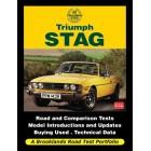 Triumph Stag Road Test Portfolio