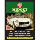 MG Midget 1961-1979 Road Test Portfolio
