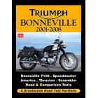 Triumph Bonneville 2001-2008 Road Test Portfolio