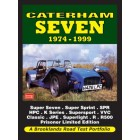 Caterham Seven  1974-1999  Road Test Portfolio