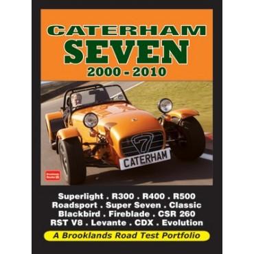 Caterham Seven 2000-2010 Road Test Portfolio