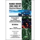 Range Rover 2002-2005 MY Electrical Manual US Edition