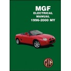 MGF 1996-2000 MY  Electrical Manual