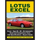 Lotus Excel  Road Test Portfolio