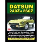 Datsun 240Z & 260Z Road Test Portfolio